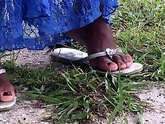 Mature Ebony Feet pt.2