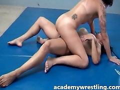 Girls Tearing and Dildo Fucking for Submissive Sex Pleasure