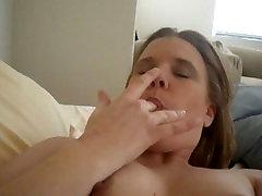 Sunrise Rub Petite Small Tit Blonde Girlfriend