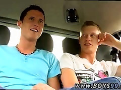 Gay twinks male nudes snapchat Justin and Mark pick up another