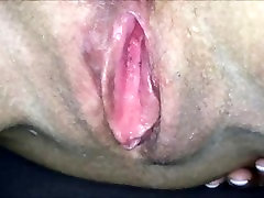 Check Out her Hot WET Mature Pussy