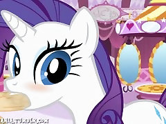 My little Pony: Raritys Private Time