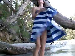 Teenage Nudist Beach