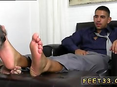 Free gay ebony anal Jake Torres Gets Foot