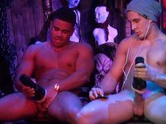 Stockbar, best male strippers in Canada