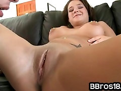 Awesome Sex with Brunette Teen with Pierced N