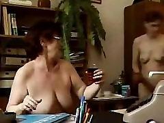 Nudists Office Офис нудистов