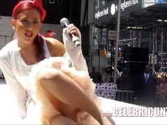 Ariana Grande Nude Celebrity Porn