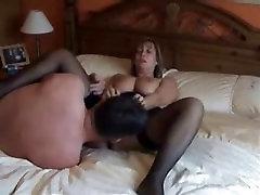 Delicious mature swinging