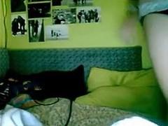 Geile Slovakian Teen Anal Webcam