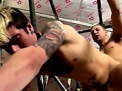 Gay male massages in bondage Fucked And Fed Over And Over