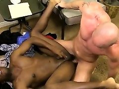 High school wrestling hunk gay porn first time JP gets down