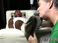 Chat feet gay man and hot boys toes Mikey Tied Up & Worshipe