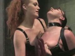 Lezdom BDSM Lesbian Domain Cunt