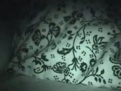 Sleeping teen pussy fucked on nightvision camera