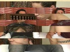 Latino Gay Lovers Fucking