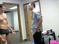 Male Stripper Ballbusting 1