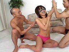 This flexible babe gets creampied