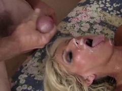 Tia Gunn - Big Titi Mature Gangbanged