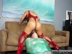 Bondage Facesitting