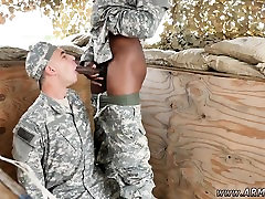 Male rappers clip of gay porn The Troops are wild!