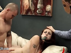 To much of rope and charming BDSM submissive sex
