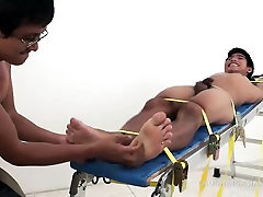 Tickling Gay Asian Twink Jesse