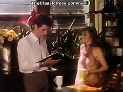 Tara Aire, Rod Pierce, Samantha Fox in vintage xxx scene