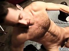 Sexy hunk gay sucks dick and fucks anal