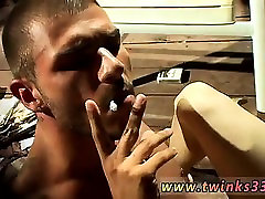 Sex and men 4-Way Smoke Orgy!