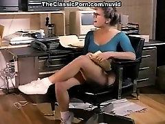 Ashlyn Gere, Joey Silvera in classic porn legend Joey