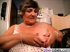 I am from BBW-CDATE.COM - Bbw Mature Solo