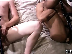 Twinks fucks anal with their new toys