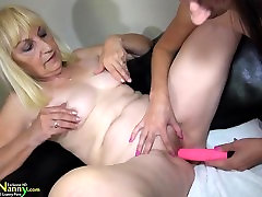 Horny mature showered her sweet pussy