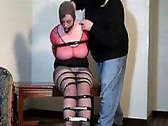 Chubby girl in bondage 2 - Fuck from BBW-CDATE.COM