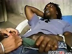 Cute Ebony Slut Banging With A Black Man