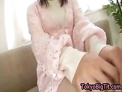Anmi Hasegawa enormous real asian boobs part6
