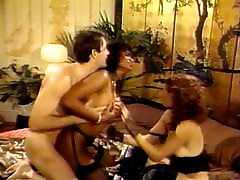 Black broad and redhead have wild threesome