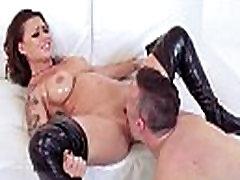 Big Butt Horny Girl Eva Angelina Enjoy Cock In Her Asshole movie-27