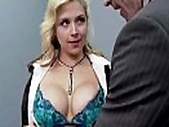 Sex Tape In Office With Big Round Boobs Sexy Girl sarah vandella video-27