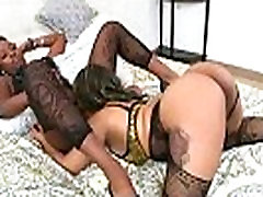 Sexy Ebony Godess Bounce Her Brown Hyge Ass On Hard Cock 10
