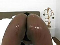 Round and Brown - Hardcore Ebony Slut Nailed Hard By Stiff White Dick 11