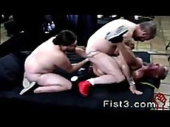 Fist fucking thai gay and gay fist orgy tube first time Fists and