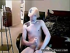 Bareback my young twink brother and male gay porn thong first time