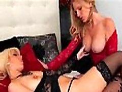 Brianna Ray &amp Loren Nicole Mature Lesbian Ladies Enjoy Sex Scene movie-23