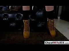 הארדקור באנג עם רמאות שובב אישה ג ניפר ווייט וידאו-14