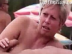Nudist Beach Swingers -www.PornxPlay.com
