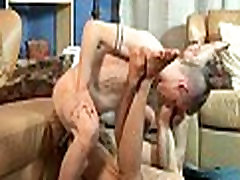 Hot twinks have a fun homosexual sex