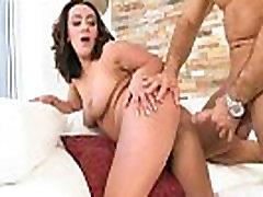Round and Brwon Sexy Ebony Fucked Hard From Behind 20