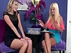 Love Sex Scene With Mature Lesbians Brianna Ray &amp Nikita Von James video-24